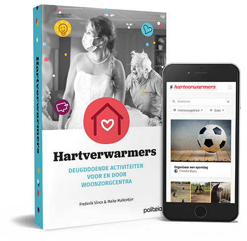 Hartverwarmers boek en website